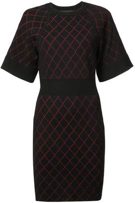Nicole Miller short fitted dress