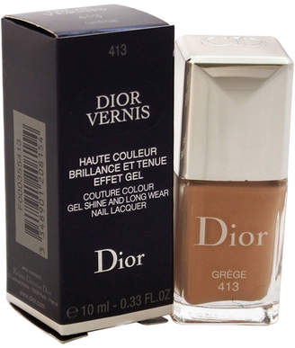 Christian Dior Women's .33Oz #413 Grege Vernis Nail Lacquer