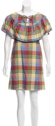 Ace&Jig Clifton Madras Dress w/ Tags