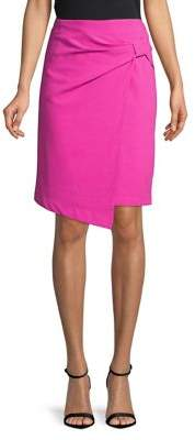 Ellen Tracy Bow Front Skirt