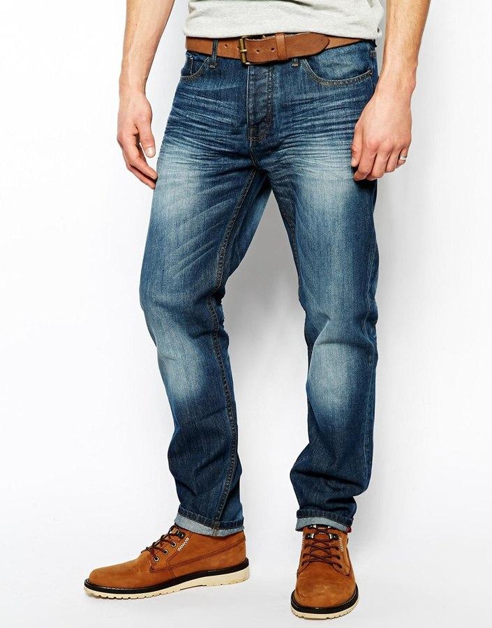 Firetrap Jeans Slim Leg