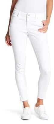 Joe Fresh Skinny Frayed Hem Jeans