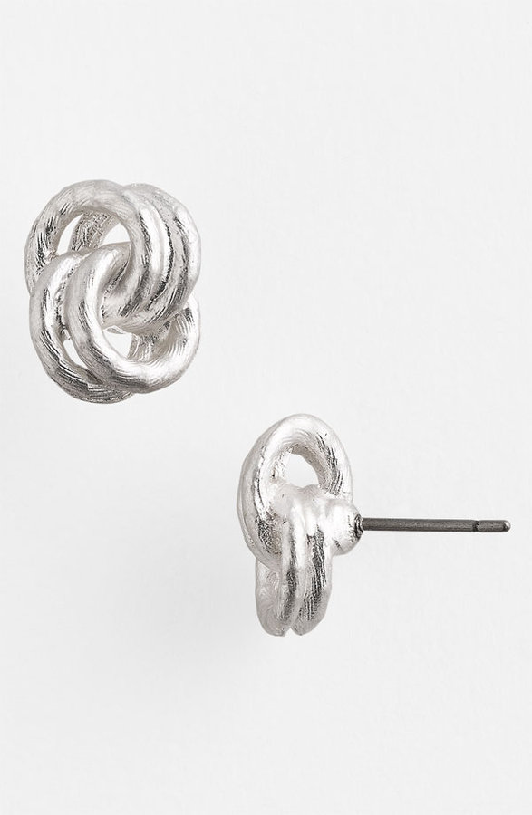 Nordstrom Knot Stud Earrings