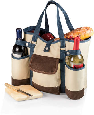 Picnic Time 4Pc Wine Country Tote