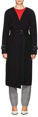 Robert Rodriguez Women's Belted Wool-Blend Coat