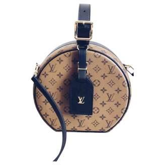 Louis Vuitton Petite Boite Chapeau Cloth Handbag