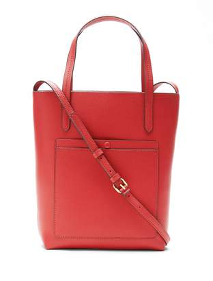 Banana Republic 12-Hour Leather Tote