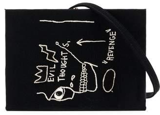 Olympia Le-Tan Basquiat shoulder bag