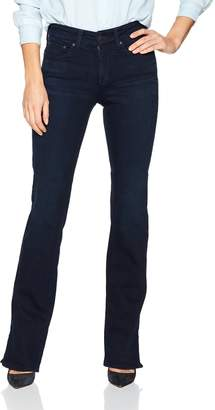 NYDJ Women's Billie Mini Bootcut Jeans