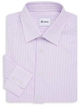 Brioni Pinstripe Dress Shirt