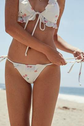 For Love & Lemons Mon Cheri String Bikini Bottom
