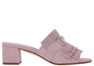 Tod's Heeled Sandals Shoes Women