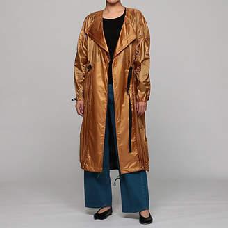 Toga Pulla トーガ プルラ Bright nylon coat