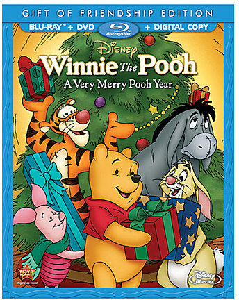 Winnie The Pooh: A Very Merry Pooh Year Gift of Friendship Edition
