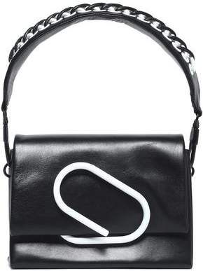 3.1 Phillip Lim Chain-trimmed Leather Shoulder Bag