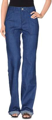 Jacqueline De Yong Denim pants - Item 42512201