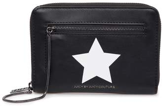 Juicy Couture JXJC Embossed Alexis Wallet