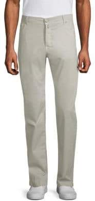 Kiton New Stretch Slim-Fit Trousers