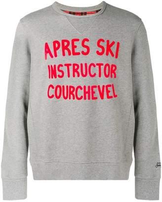MC2 Saint Barth Ski Instructor sweatshirt