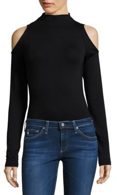 Bailey 44 Cold-Shoulder Bodysuit $98 thestylecure.com