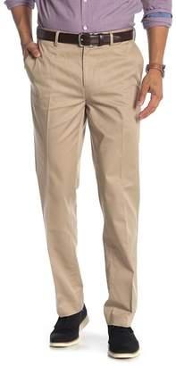 "Louis Raphael Straight Fit Khaki Pants - 30-34\"" Inseam"