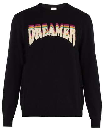 Paul Smith Dreamer Lambswool Sweater - Mens - Black Multi