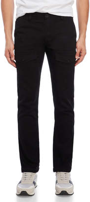 Staple Front Pocket Chinos