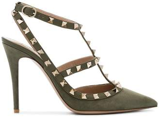 Valentino Rockstud 100 stiletto pumps