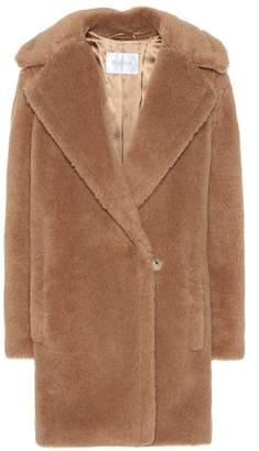 Max Mara Uberta camel wool coat