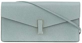Valextra envelope clutch