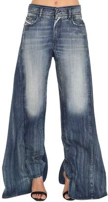Shayne Oliver Decay Cotton Denim Jeans