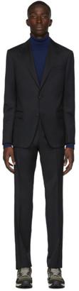 Ermenegildo Zegna Black Slim Suit