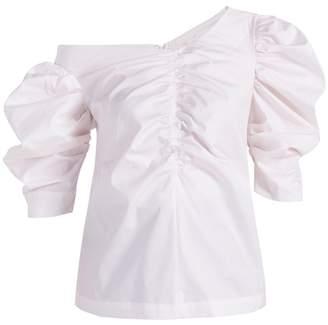 Isa Arfen Off Shoulder Short Sleeve Top