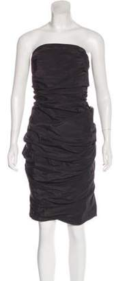 La Petite S***** Strapless Mini Dress Strapless Mini Dress