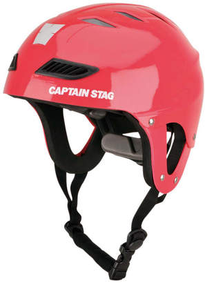 Captain Stag Sports Goods レッド スポーツヘルメット EX キッズ