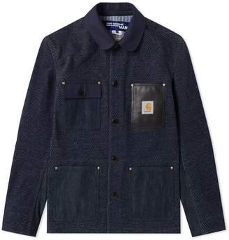 Junya Watanabe x Carhartt Denim Work Jacket