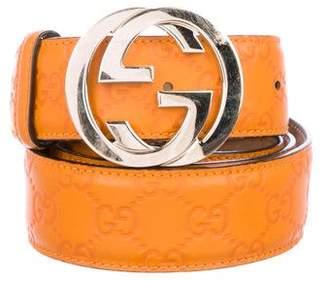 Gucci GG Guccisima Belt