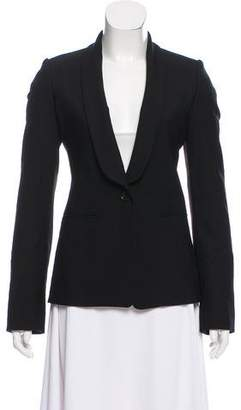 Maison Margiela Shawl Collar Structured Blazer