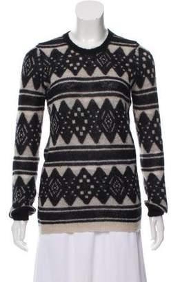 Etoile Isabel Marant Mohair & Wool Sweater