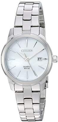 Citizen Women's ' Quartz Stainless Steel Casual Watch