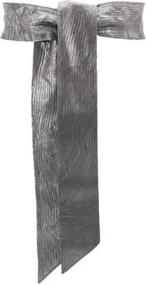 Orciani wide tie belt