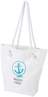Lillian Rose Bride's Crew Beach Bag