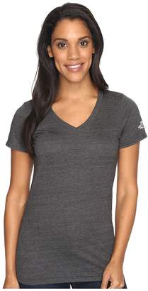 The North Face Short Sleeve Boyfriend Tri-Blend Tee Women's T Shirt
