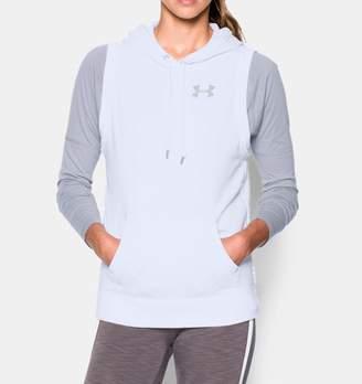 Under Armour Women's UA Favorite Fleece Word Mark Vest