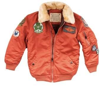 Maverick Water Resistant Bomber Jacket