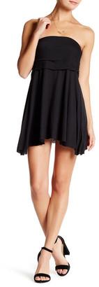 Allen Allen Flared Knit Dress $78 thestylecure.com