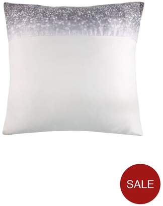 Kylie Minogue Glitter Fade Square Pillowcase