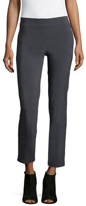 Avenue Montaigne Lili Slim Ankle Pants $195 thestylecure.com