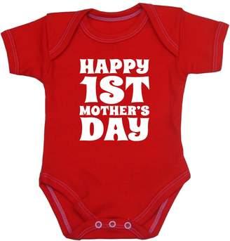 DAY Birger et Mikkelsen BabyPrem Baby Bodysuits Happy 1st Mother's Clothes