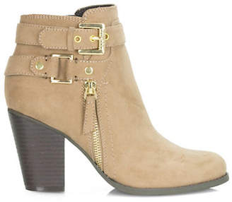 GUESS Krys Suede Booties